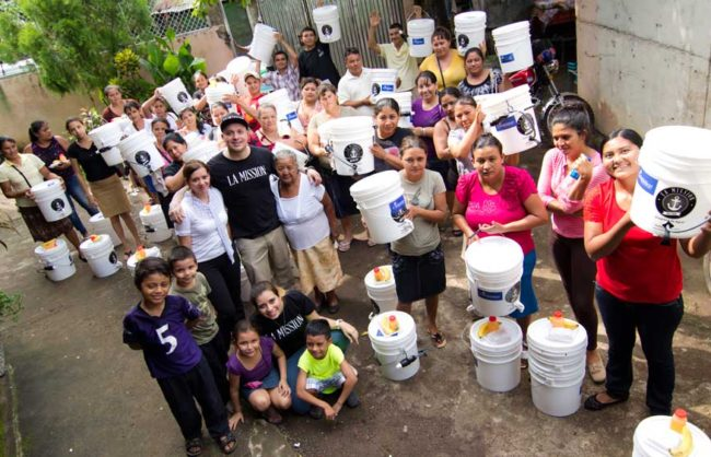 Community in El Salvador